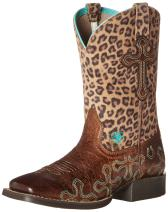 Kids' Crossroads Western Cowboy Boot
