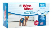 Four Paws Wee-Wee Dog Diaper Garment