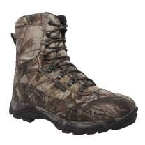 "AdTec Men's 10"" Real Tree Camo Waterproof 800G Hunting Boot"