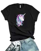 Womens Unicorn Shirt - Unicorn Gifts Merchandise Tshirts