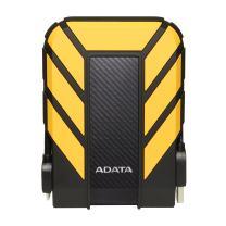 ADATA HD710 Pro 1TB USB 3.1 IP68 Waterproof/Shockproof/Dustproof Ruggedized External Hard Drive, Yellow (AHD710P-1TU31-CYL)