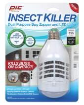PIC Insect Killer LED & Bug Zapper (IKC)