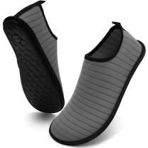 AoSiFu Womens Mens Water Shoes Quick Dry Barefoot Sports Aqua Shoes Swim Beach Yoga Surf Diving