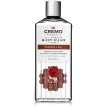 Cremo All Season Body Wash - Bourbon & Oak, 16 ounce