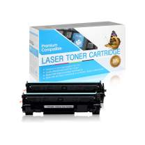 SuppliesOutlet Compatible Toner Cartridge Replacement for HP 48A / CF248A (Black,2 Pack)