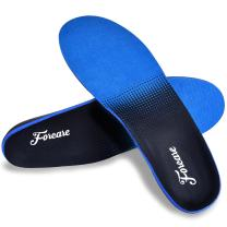 Shoe Insoles, Arch Supports Plantar Fasciitis Feet Insoles Orthotics Inserts for Flat Feet, Arch, Pronation, Heel Spurs & Foot Pain