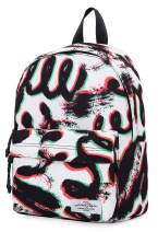 """SIMPLAY+ 12"""" Small Backpack for Girls & Women, Mini Classic Bookbag Cute for Everyday, 12.9x9.4x4.3in"""