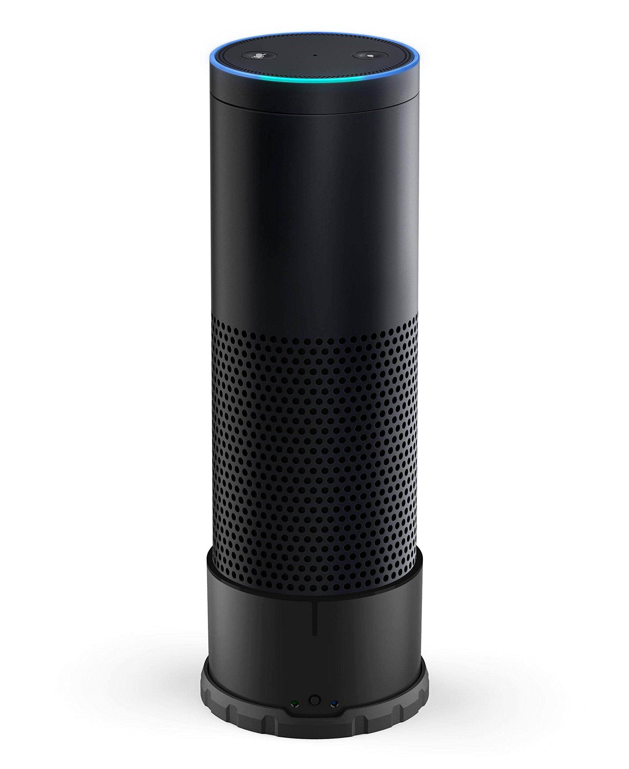 Portable Battery Base for Echo (Use Echo Anywhere) NOT COMPATIBLE WITH THE NEW ECHO PLUS