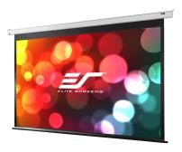 Elite Screens VMAX2, 153-inch 1:1, Wall Ceiling Electric Motorized Drop Down HD Projection Projector Screen, VMAX153XWS2