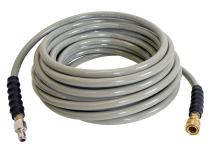 """SIMPSON Cleaning Armor 41115- 3/8"""" x 200 PSI Hot and Cold Water Replacement/ Extension Hose"""