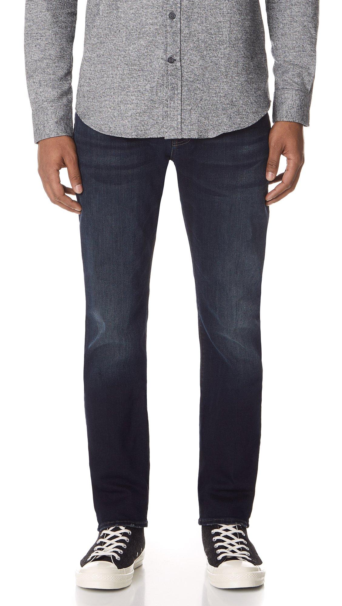 7 For All Mankind Men's Straight Leg Jeans