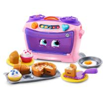 LeapFrog Number Lovin' Oven, pink (Amazon Exclusive), Great Gift For Kids, Toddlers, Toy for Boys and Girls, Ages 2, 3, 4, 5