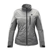 Kelvin Heated Jacket for Women - 5 Heat Zones, 10Hr Battery for Best Heated Coat