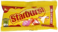 Starburst Original Fruit Chews Candy, 100 Calorie Packs (Pack of 12)