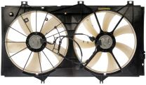 Dorman 621-237 Engine Cooling Fan Assembly for Select Lexus / Toyota Models