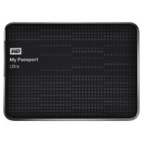 (Old Model) WD My Passport Ultra 500 GB Portable External USB 3.0 Hard Drive with Auto Backup, Black