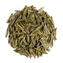 Longjing Dragon Well Green Tea - Premium Early Season Picking Known As Ming Qian Or Pre-Qingming (Ching Ming) 50g