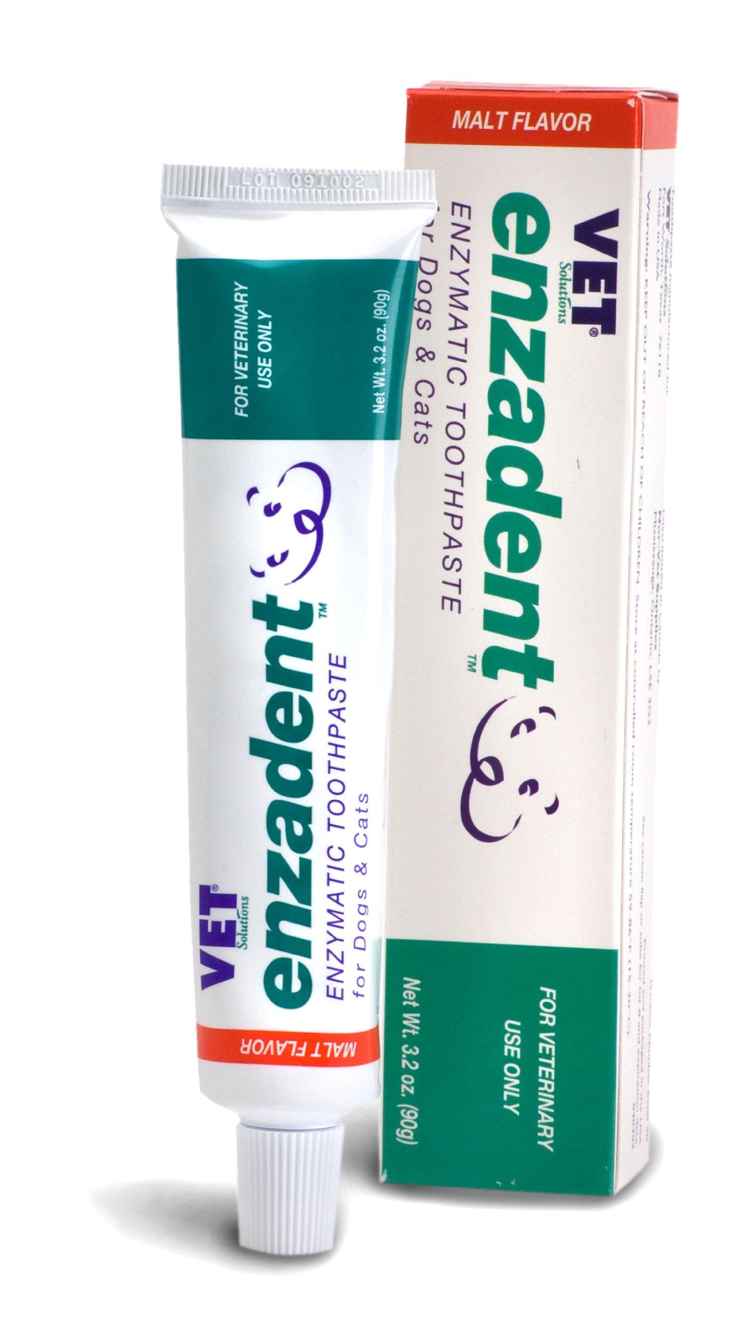 Vetoquinol 411451 Enzadent Enzymatic Toothpaste,90 g