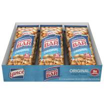 Lance Peanut Bar, Single-Serve 6 Count Box (12 Pack)