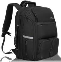 "Fresion Men's Business Travel Backpack - Carry on Backpack fits 15.6"" Laptop"