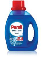 Persil ProClean Power-Liquid Laundry Detergent, Original Scent, 40 Fl Oz (Pack of 1)