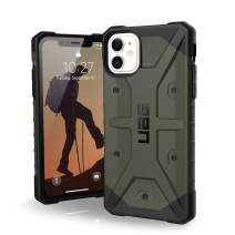 UAG Designed for iPhone 11 [6.1-inch Screen] Pathfinder Feather-Light Rugged [Olive Drab] Military Drop Tested iPhone Case
