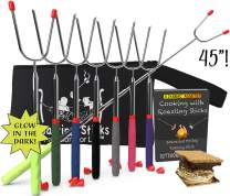 "KBA Marshmallow Roasting Sticks 45"" Long 