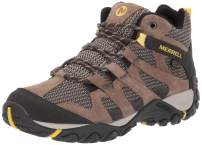 Merrell Women's Alverstone Mid Waterproof Hiking Shoe