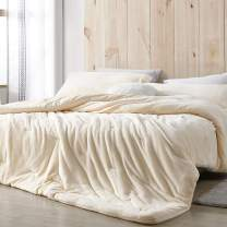 Byourbed Coma Inducer Oversized Queen Comforter - Me Sooo Comfy - Ecru