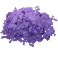 Flutter FETTI Tissue Paper Confetti Biodegradable (Eco- Friendly) Lavender Premium 19,500 Pieces