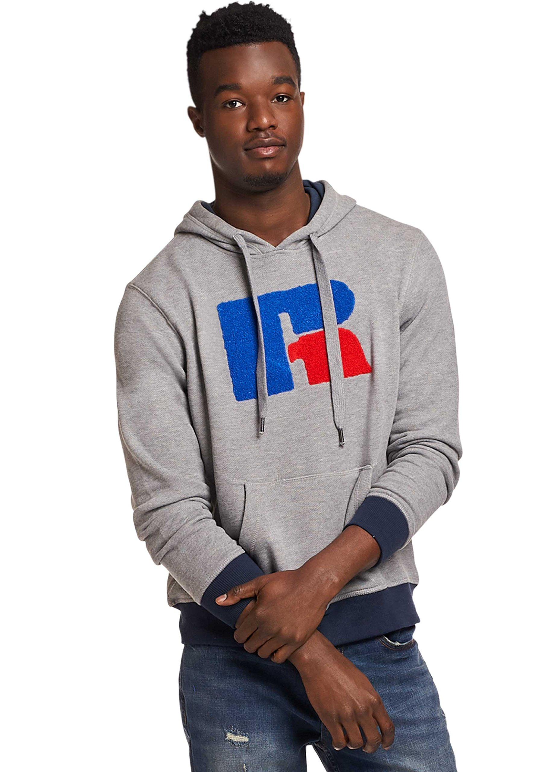 Russell Athletic Heritage Men's Carleton French Terry Hoodie