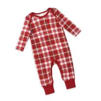 Tesa Babe Christmas Santa Baby Clothes Rompers for Newborns & Toddlers Baby Boys & Girls, Multi