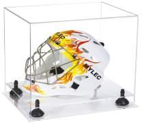 Better Display Cases Acrylic Lacrosse Helmet Display Case