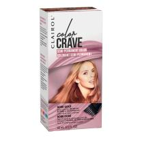 Clairol Color Crave Semi-permanent Hair Color, Rose Gold, 1 Count