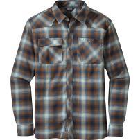 Outdoor Research Men's Long Feedback Flannel Shirt¿