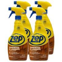 Zep Hardwood & Laminate Floor Cleaner 32 Ounce ZUHLF324 (Case of 4)