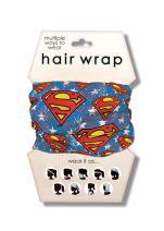Spoontiques Superman Hair Wrap