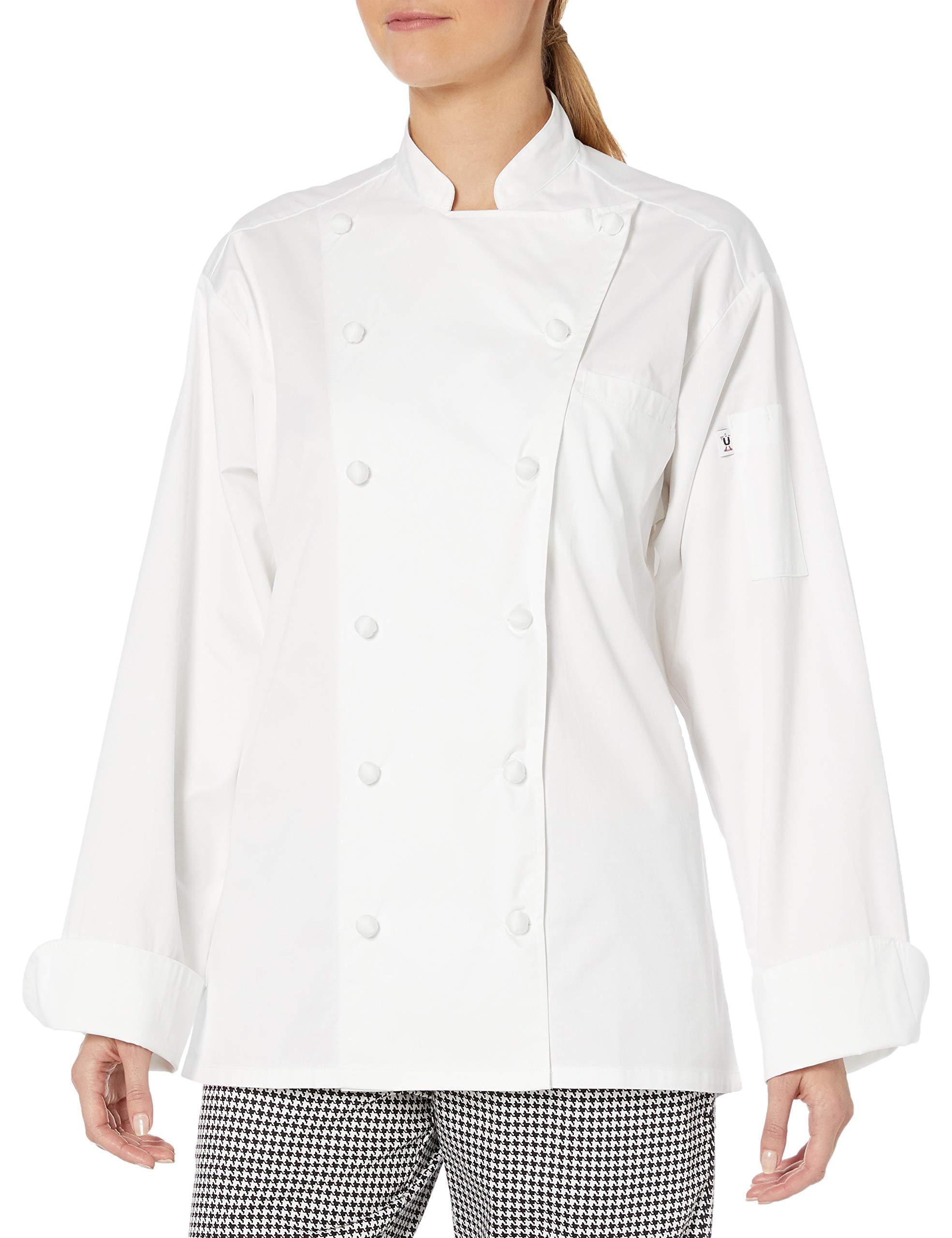 Uncommon Threads Men's Master Chef Coat