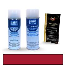 PAINTSCRATCH Flame Red R4/PR4 for 2018 Dodge Ram Series - Touch Up Paint Spray Can Kit - Original Factory OEM Automotive Paint - Color Match Guaranteed