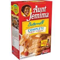 Aunt Jemima Pancake Mix, Buttermilk Complete, 2 lb - PACK OF 2