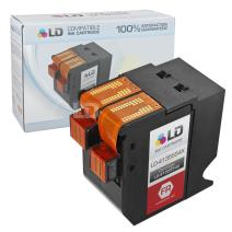 LD Compatible Ink Cartridge Replacement for Hasler 4135554X IMINK34 (Fluorescent Red)