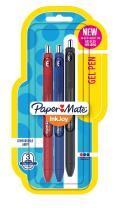 Paper Mate InkJoy Gel Pens, Fine Point, Assorted, 3 Count
