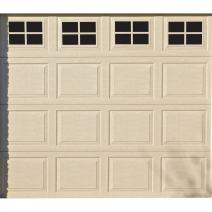 Household Essentials 216 Garage Window, Black