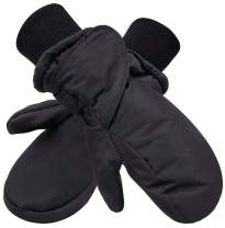 Livingston Children Insulation Waterproof Winter Sports Snow Ski Mittens
