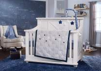 Koala Baby Starry Night Bedding Set and Accessories (4 pcs Bedding Set)