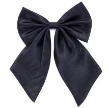 Ladies Girl Bowknot Bow Tie - Adjustable Pre-tied Solid Color Handmade Bowties for Women Costume Accessory
