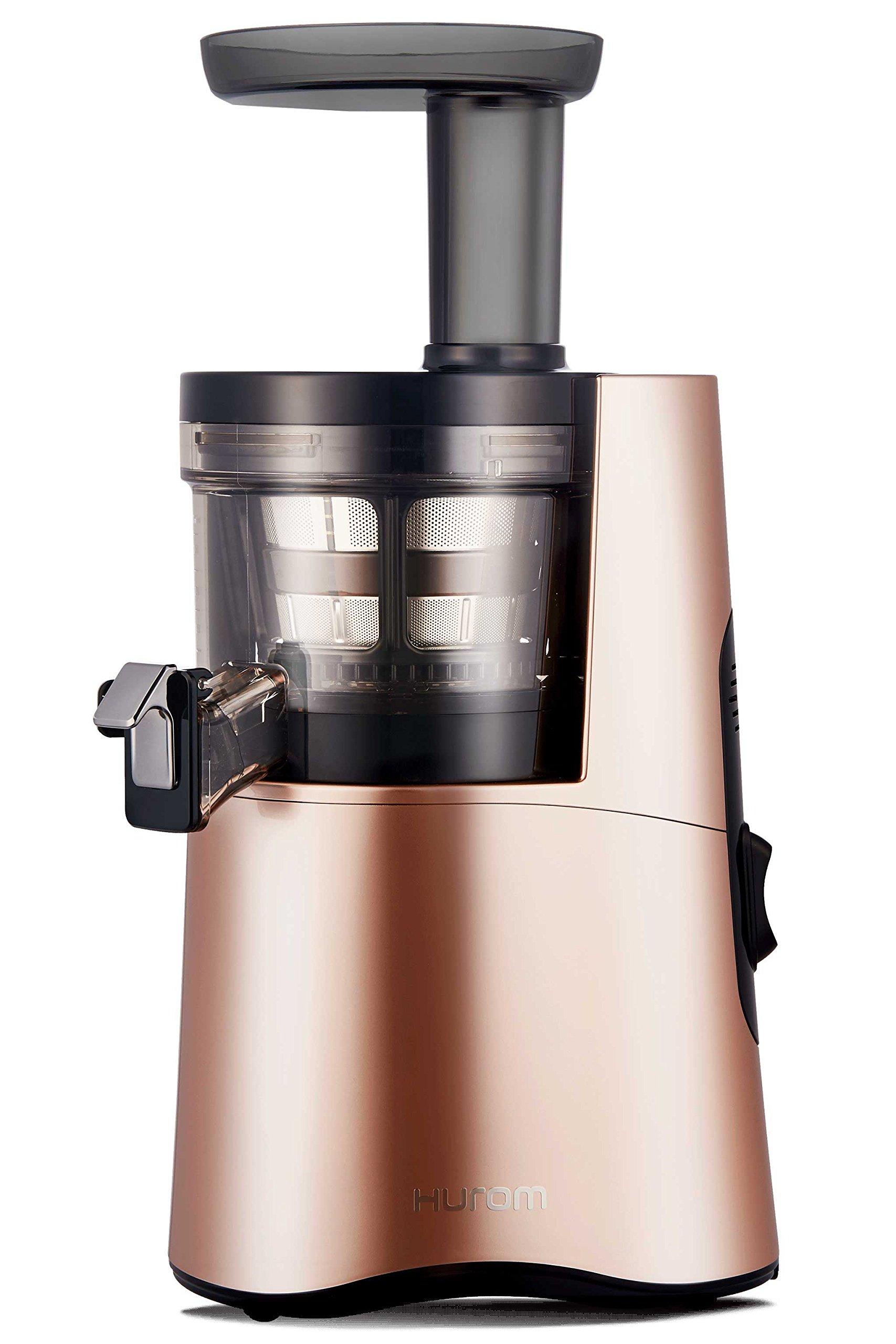 Hurom H-AA Slow Juicer, Rose Gold