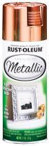 Rust-Oleum 1937830-6 PK Specialty Metallic 1937830 Spray Paint 11 oz, Copper, 6-Pack, 6 Pack