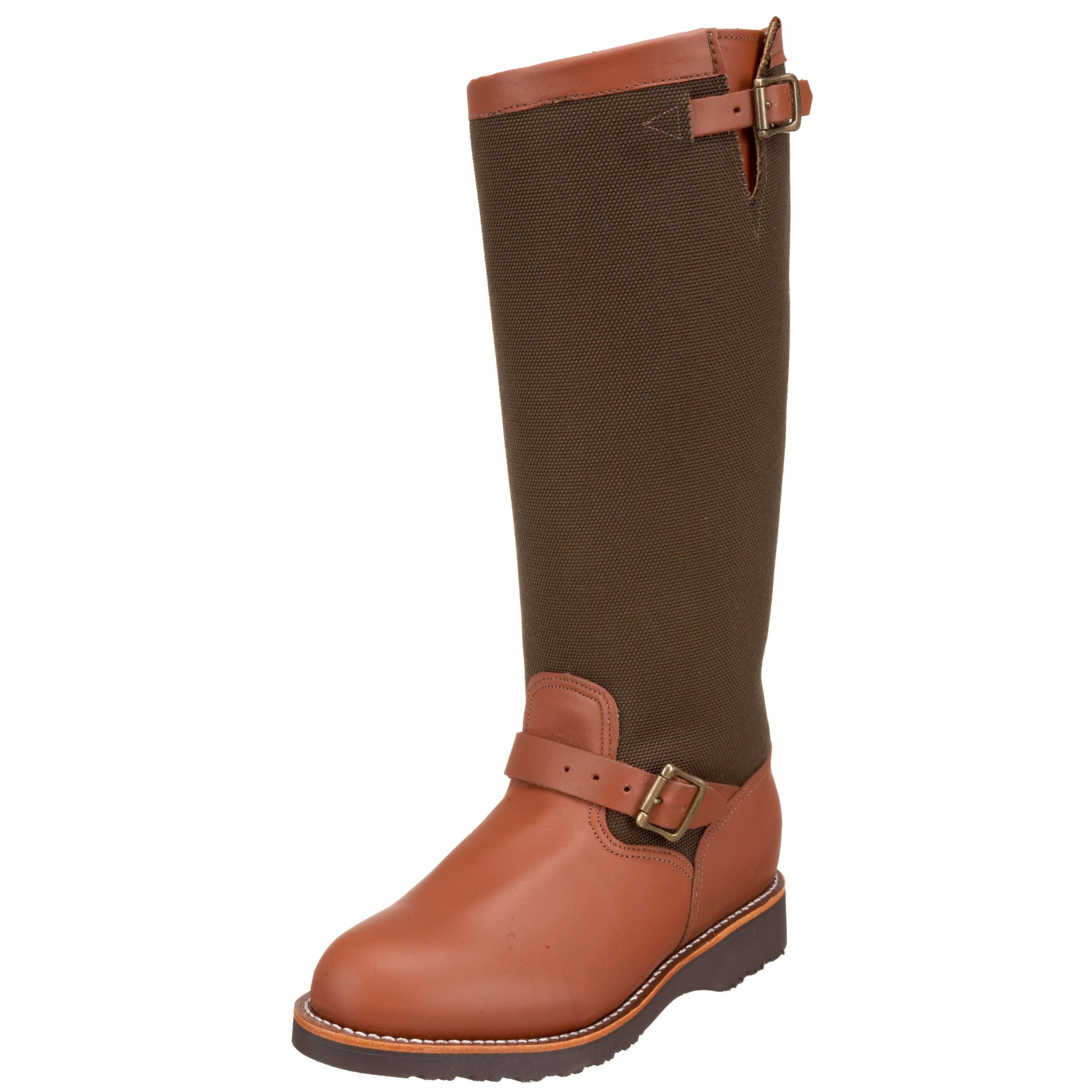 "Chippewa Men's 17"" Pull On 23913 Snake Boot"