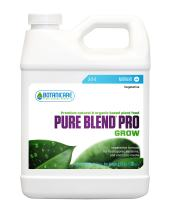 Botanicare BCPBPGQT Pure Blend Pro Grow Terpene Enhancing Base Nutrient Vegetative Formula, 1-Quart, 1 Pack
